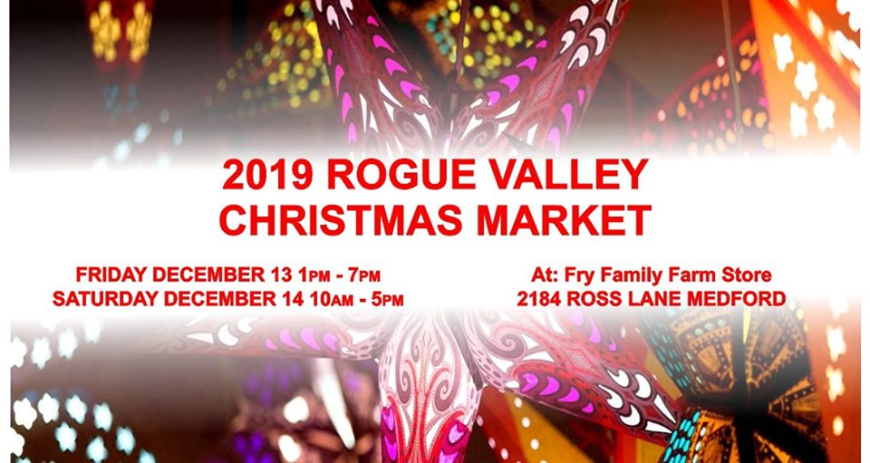 Lithia Toyota Medford >> The Season's Holiday Bazaars in Southern Oregon - Rogue ...
