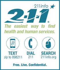 211 Info | 211 | Resources | Coalition of Community Health Clinics