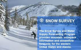 Snow Survey & Water Supply | NRCS
