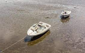 13 People Stranded After 2 Boats Get Stuck In Mud On Oregon Coast |  iHeartRadio